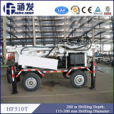 Más vendidos a bajo costo del orificio de núcleo de Equipo de Perforación de Pozo de agua (HF510T)