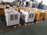 générateur diesel refroidi à l'air silencieux du prix bas 12kw