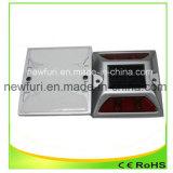 IP68 de hoge LEIDENE van het Aluminium van de Reflector van de Helderheid ZonneNagel van de Weg