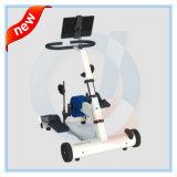 Equipo médico bicicleta de ejercicios de rehabilitación de la pierna
