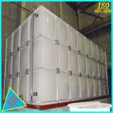 Réservoir d'eau de fibre de verre du prix usine poly FRP GRP SMC pour l'eau potable