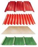 La bobina de acero del Al-Zn Color-Revestido del precio competitivo para el material para techos acanaló
