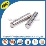 CNC Lathe Precision Metal Aluminium Clou Pin pour tube de chauffage