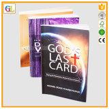 높은 Qaultiy Softcover 책 인쇄 (OEM-GL012)