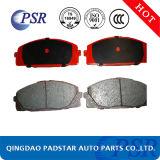 Almofadas de freio do carro do bom desempenho D1434 com melhor preço