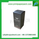 Caixa de papel de empacotamento feita sob encomenda do perfume das caixas de presente do cartão