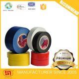 Nastro adesivo parteggiato del PVC dell'isolamento elettrico del PVC singolo