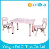 Jouet en plastique de jeu de meubles de salle de classe pour les jouets éducatifs préscolaires de Tableau d'intérieur d'école de matériel de jeu de gosses de gosses