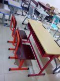 대중적인 학생 가구 학교 두 배 책상은 판매 (SF-59)를 위해 놓았다