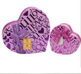 Rectángulos del regalo del día de tarjeta del día de San Valentín/rectángulo de regalo de empaquetado del papel del chocolate del caramelo