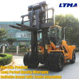 Carrello elevatore resistente carrello elevatore del diesel da 20 tonnellate