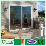 Pnoc080413ls guter Preis-schiebendes Aluminiumfenster mit Gitter