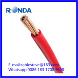 H07V-R stranded PVC electrical cable 6