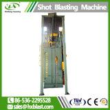 Alta limpeza Tipo Gancho Granalhagem máquina com a SGS