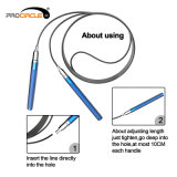 Procircle High speed Self LOCK Jump Rope Adjustable PVC Cable