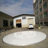 Танцевальная площадка для случая, портативный пол переклейки 1m*1m высокого качества с случаями дороги