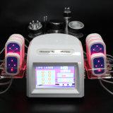 Cavitação profissional RF do vácuo do laser do diodo que Slimming a máquina para a perda de peso