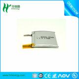 batterie au lithium 43mAh ultra-mince de l'épaisseur 3.7V 201030 de 2mm
