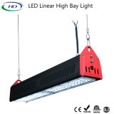 LED de ETL Dlc Luminária High Bay Linear 100-277VCA
