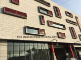 Bastidor de la estructura de acero prefabricados High-Rise la construcción de viviendas