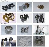 Macchina tagliante rotativa del tubo del metallo della lamina di metallo del laser della fibra