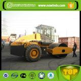 新しい単一のドラム道ローラー機械Xs142j価格
