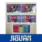 Étiquette chaude de type d'hologramme de fiole de la vente 10ml