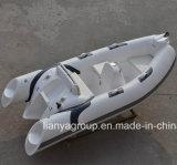 Barche gonfiabili della nervatura del guscio della vetroresina 12.5feet di Liya 3.8m con Ce