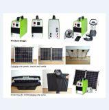 300W世帯のLEDライトが付いている携帯用太陽エネルギーシステム発電機