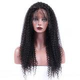 Черноты прибытия Dlme парик волос новой Kinky курчавый синтетический