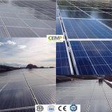 Comitato solare policristallino ad alto rendimento 275W per la produzione di energia verde certa