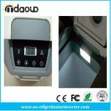 Réfrigérateur 12V portatif à énergie solaire du compresseur 10L 14L 17L de C.C mini pour le véhicule
