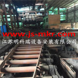 Contruction verwendete Metallstahlbodenbelag-Plattform-Panel-Walzen-Gerät
