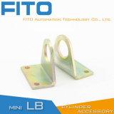 ISO-CB 유형 (최상을%s 가진 두 배 귀걸이) 실린더 설치