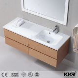 White Bathroom Dirty Cabinet Basin for
