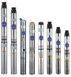 Tiefe Vertiefungs-versenkbare Pumpe 3 Zoll, tiefe Quellwasser-Pumpe