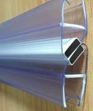 Espulsore di plastica della striscia dell'acquazzone con la striscia magnetica