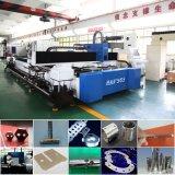 tube 2000W et machine de coupeur de laser de tôle à vendre