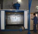 Haute fiabilité rideau d'eau de la conception de cabine de pulvérisation