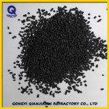 De doordrongen Zuilvormige Geactiveerde Koolstof van de Zwavel voor verwijdert Kwik (Hg)