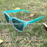 Lunettes de soleil mâles de PC de la plus défunte de douane lunetterie fabriquée à la main de marque