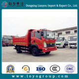 Sinotruk Cdw販売のための16トンライトダンプカーのダンプトラック