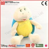 아이들 아이를 위한 연약한 거북 박제 동물 견면 벨벳 장난감