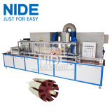 Servo macchina di rivestimento a resina epossidica della polvere con lo schermo di tocco