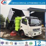 良質の小型自動電気道路掃除人のトラック