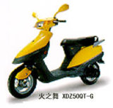 Motorrad - FI-Shinning XDZ50QT-G
