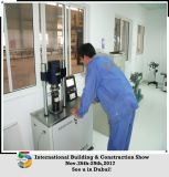 Planta automática da máquina do pó do emplastro da gipsita da capacidade pequena