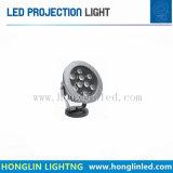 Indicatore luminoso esterno del punto del giardino di illuminazione 12W LED del LED per il paesaggio