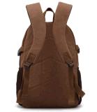 2017 moda Ombro Saco mochila de lona para a escola, laptop, computador, Desporto e Lazer Bag