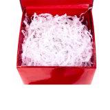 Kundenspezifischer roter Luxuxgeschenk-Papierkasten-verpackenkasten für Glascup